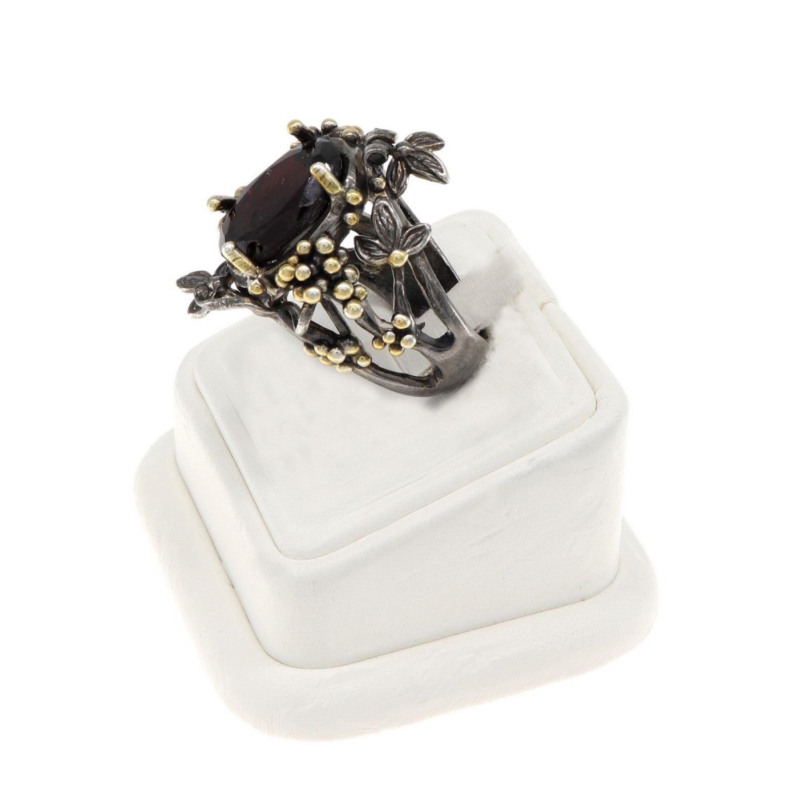Floral Handmade Ring