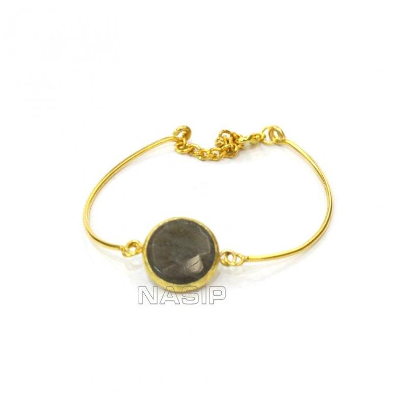 GB550 - GOLD PLATED HANDMADE BRACELET