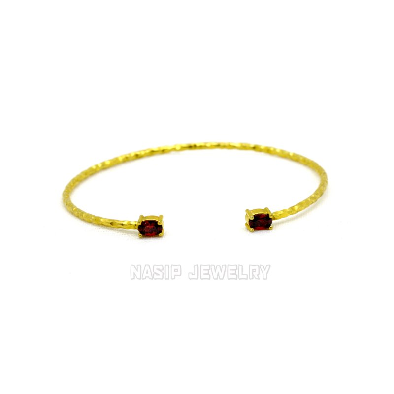 GB560 - GOLD PLATED HANDMADE BRACELET