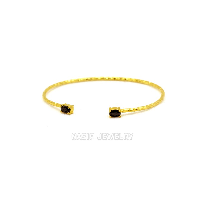 GB562 - GOLD PLATED HANDMADE BRACELET