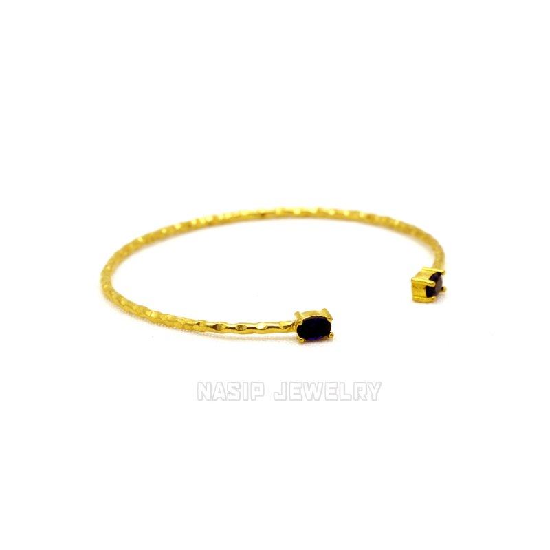 GB563 - GOLD PLATED HANDMADE BRACELET