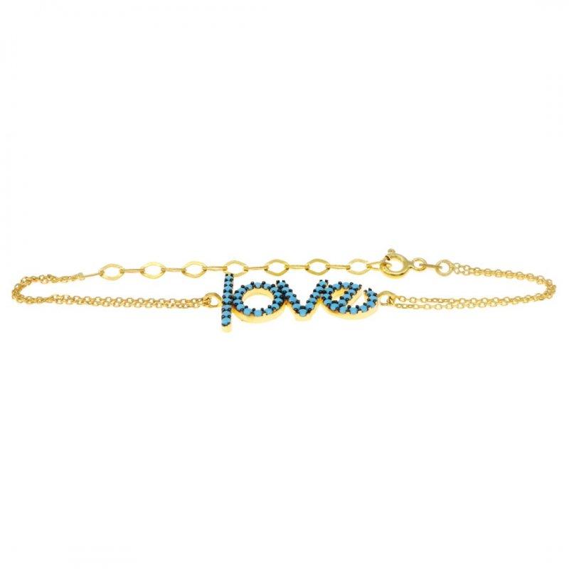 Love Silver Bracelet