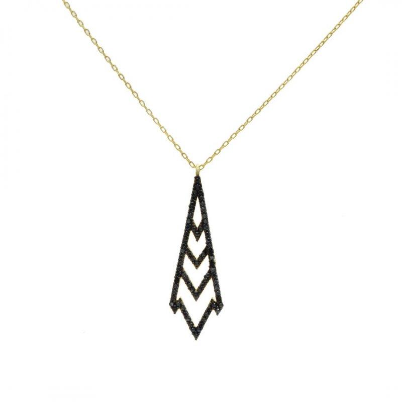 Arrow Silver Necklace
